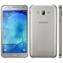 "Smartphone Samsung Galaxy J7 Neo SM-J701M 16GB Lte Dual Sim Tela 5.5"" Cam.13MP+5MP-Prata"