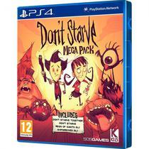 Jogo Dont Starve Mega Pack PS4