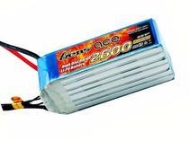 Gens Ace 2600MAH 22.2V 60C 6S EC-5