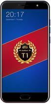 Celular Ulefone T1 - 128GB - Azul e Vermelho