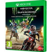 Jogo Monster Energy Supercross Xbox One