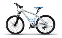 Pro-Mountain Bike 29 Aluminium PM 650 White