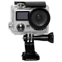 Camera Goal Pro Hero 5 - Wi-Fi - 4K - 2 LCD - Prata