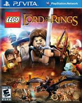Jogo Lego Lord Of The Rings PS Vita