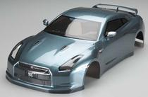 Thunder Tiger Body Painted Gray R35 Sparrowhawk DX PD8296-G