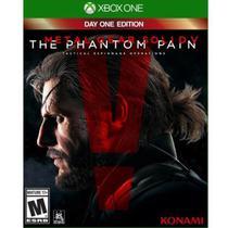 Jogo Metal Gear V The Phantom Pain Xbox One