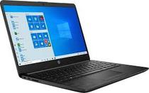 "Notebook HP 14-DK1003DX AMD/ ATHLON-3050U-2.3GHZ/ 4GB/ 128SSD/ 14""/ W10S Negro Novo"