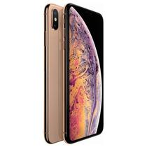 """iPhone XS Max 512GB Tela 6.5"""" MT582LL/A Dourado"""
