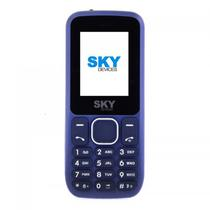 "Celular SKY Devices F1 Prime Dual Sim Tela de 1.77"" Camera VGA - Azul"