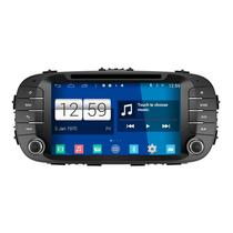 "Central Multimidia Winca Kia Soul M526D 8"" Android V.4.4 S160 2016"