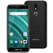 Smartphone Positivo Twist 2 Go S541 DS 1GB/8GB 4.0 5MP/8MP A8.0 - Preto