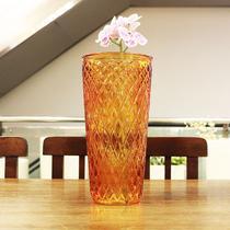 Vaso Decorativo Elsa Laranja