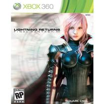 Jogo Final Fantasy XIII Lightning Return Xbox 360
