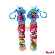 Hilco Trolls Candy Tube Topper 15G