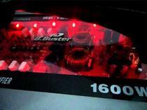 Amplificador Icador B.Buster BB-1600GL 1600W