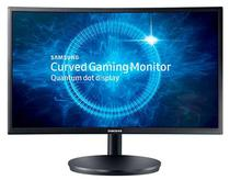 "Monitor Samsung LED Curve 24"" C24FG70FQL Full HD/DP/HDMI - Preto"