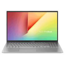 "Notebook Asus Vivobook 15 X512JA-EJ400T 15.6"" Intel Core i7-1065G7 - Prata"
