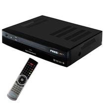 Receptor Fta Freei Net+ Full HD com HDMI/s/Pdif/USB Bivolt - Preto