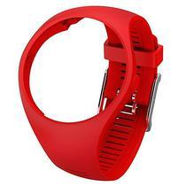 Pulseira Polar Wrist Strap M200 91063449 Pequeno/Medio - Vermelho