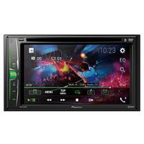 "DVD Player Pioneer AVH-A215BT 6.2"" 2 Din Aux/ USB/ Bluetooth"