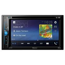 "Toca DVD Pioneer AVH-A205BT Touch 6.2"" USB/Aux/MP3"