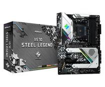 Placa Mãe AM4 Asrock X570 Steel Legend