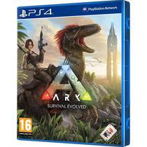 Jogo Ark Survival Evolved PS4