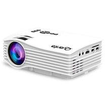 Projetor Quanta QTPRO500 30 Ansi Lumens Wi-Fi/HDMI/USB Bivolt - Branco
