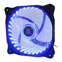 Cooler para Gabinete Mtek 12X12 - LED Azul