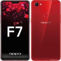 Celular Oppo F7 CPH1819 Dual 64GB/4GB Car.Eur Vermelho