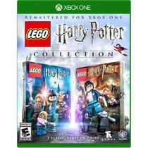Jogo para Xbox One Ttgames Lego Harry Potter Collection