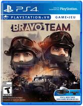 Jogo Bravo Team  Playstation VR - PS4