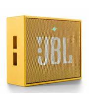 Caixa de Som JBL Go BLK Bluet Amarelo @