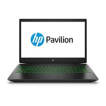 "Notebook HP Gaming Pavilion 15-CX0077WM 15.6"" Intel Core i7-8750H - Preto"