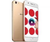 """Smartphone Oppo A57 32GB Lte Dual Sim Tela 5.2"""" Dourado"""