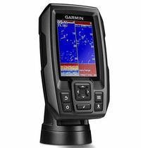 Sonar para Pesca Garmin Striker 4 com GPS - Preto