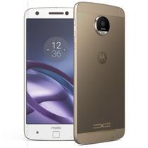 Celular Motorola Moto Z XT1650 Dual Sim 32GB Tela 5.5 16MP/5MP Os 6.0 - Dourado