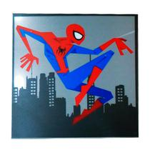 Placa Spider Man