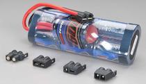 Pack Venom Nimh 7-Cell 8.4V 5000MAH Hump Universal Plug 1548-7