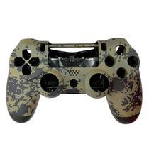 Carcaca de Controle Dualshock 4 para PS4 V1 Militar
