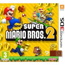 Jogo New Super Mario Bros 2 3DS