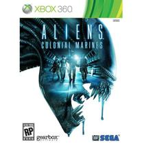 Jogo Aliens Colonial Marine Xbox 360