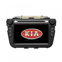 Central Multimidia Booster Kia Sorento 2013/2014