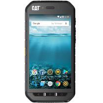 Celular Caterpillar S41 Dual 32GB/3GB Preto