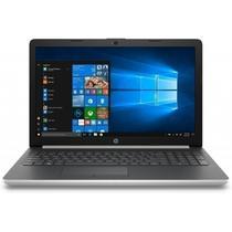 Notebook HP 15-DA0014DX i5-8250U/ 12GB/ 128SSD/ DW/ 15P/ Touch/ W10 Prata Novo