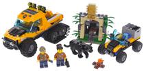 Lego City Jungle Halftrack Mission 60159 378 Pecas