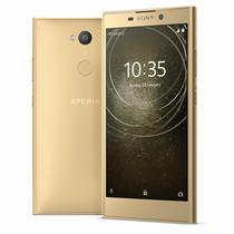 Smartphone Sony Xperia L2 H3321 DS 3/32GB 5.5 13MP/8MP A7.1 - Dourado