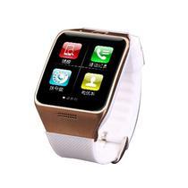 Relogio Smartwatch LG128 Branco com Dourado