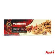 Walkers Biscuit Chocolate Chunk Hazelnut 150G