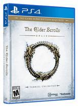 Jogo The Glder Scrolls Online - PS4